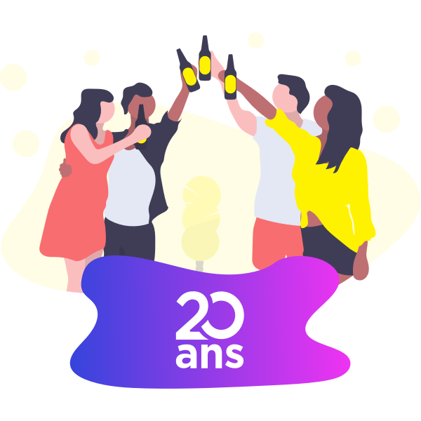 Startup 20 ans
